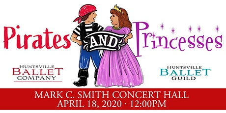 Pirates and Princesses Ball tickets