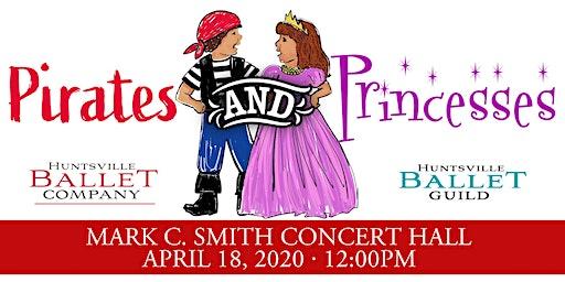Pirates and Princesses Ball