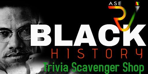 Black History Trivia Shop