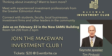The MacEwan University Networking Conference tickets