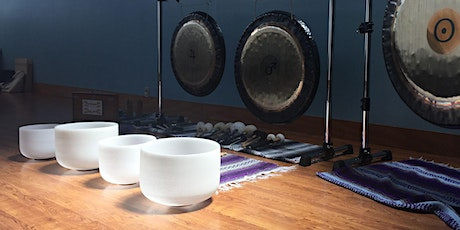 Classic Sound Bath ~ Sound Healing With Gongs and Crystal Bowls | Berkeley tickets