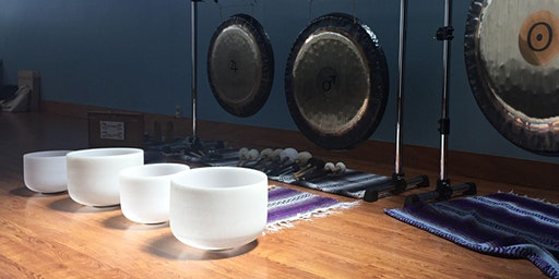 Classic Sound Bath ~ Sound Healing With Gongs and Crystal Bowls | Berkeley
