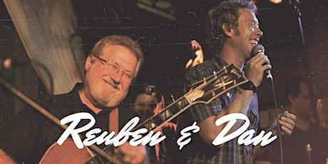 Dan and Reuben Ristrom - NO COVER tickets