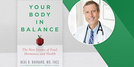 Meet Dr. Neal Barnard at Books & Books! tickets