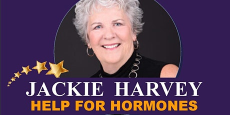 Jackie Harvey Hormones for Health Canadian Spring Tour 2020 tickets