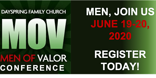 Men of Valor Conference & Prayer Breakfast