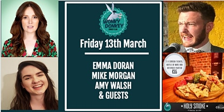 Emma Doran, Mike Morgan & Guests tickets