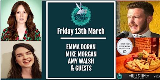 Emma Doran, Mike Morgan & Guests