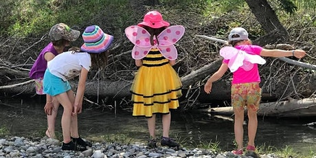 Fairy Magic 2020: Nature, Art & Yoga Canmore Camp (5 - 8 year olds) tickets