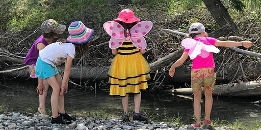 Fairy Magic 2020: Nature, Art & Yoga Canmore Camp (5 - 8 year olds)