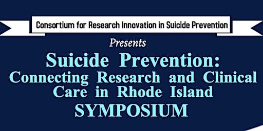 RI Suicide Prevention Symposium