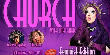Church with Uma Gahd - Feminist Edition tickets