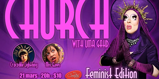 Church with Uma Gahd - Feminist Edition