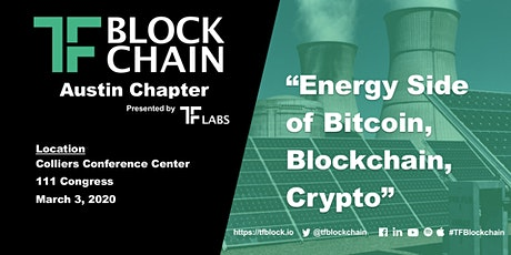 """The Energy Side of Bitcoin, Blockchain, Crypto"" 