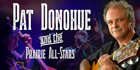 Pat Donohue and the Prairie All-Stars tickets