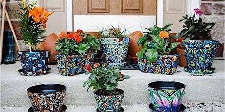 Flower Pot Painting Class tickets