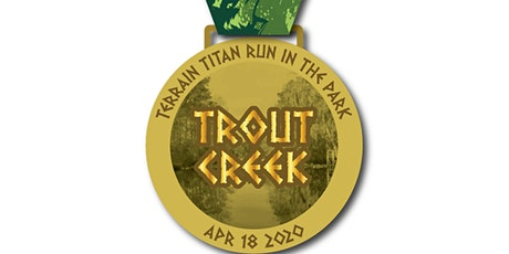 Terrain Titan Trail and Offic GORUCK Div W FL (Trout Creek) tickets