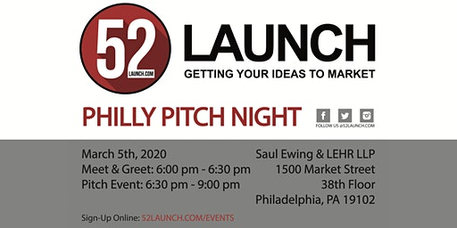 Philly Pitch Night