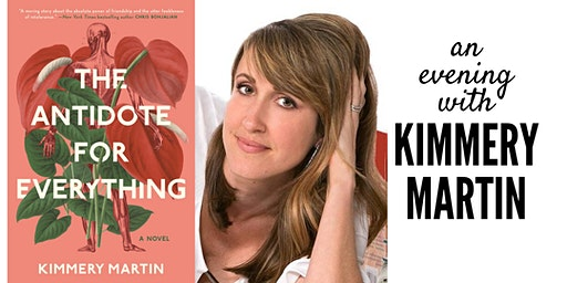 An Evening with Kimmery Martin