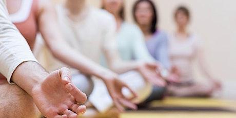 Meditation Class tickets