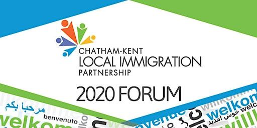Chatham-Kent Local Immigration Partnership 2020 Forum