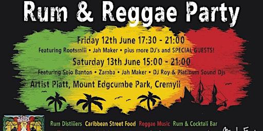 Rum & Reggae Party
