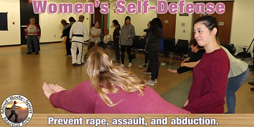 Women's Self Defense Workshop - Mattituck-Laurel Library