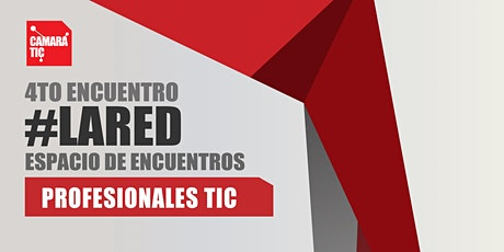 4to encuentro La RED TIC entradas