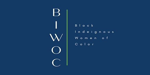 BIWOC Official Announcement & Celebration
