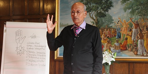 APA Seminar with Dr Vasant Lad Seminar 2020