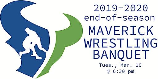 2020 MVHS End of Season Wrestling  Banquet