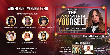 The You Within Yourself tickets