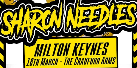 Milton Keynes presents SHARON NEEDLES (EVENT POSTPONED) tickets