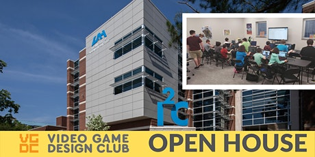 Spring Open House - Video Game Design Club @ UAHuntsville tickets