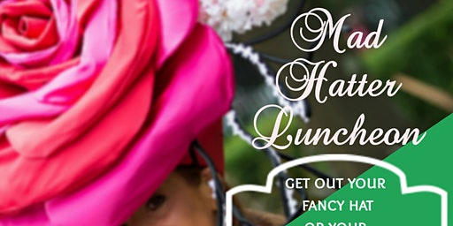 Mad Hatter Luncheon