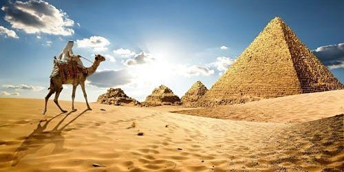 EGYPT TRAVEL TIPS AND ARABIAN TEA PARTY