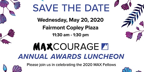 MAXCourage 29th Annual Awards Luncheon tickets