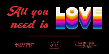 ALL YOU NEED IS LOVE ♥ tickets