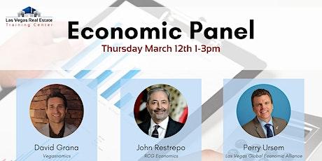 Economic Panel tickets