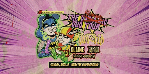 TWIZTID: THE HIGHNAMIC DUO TOUR