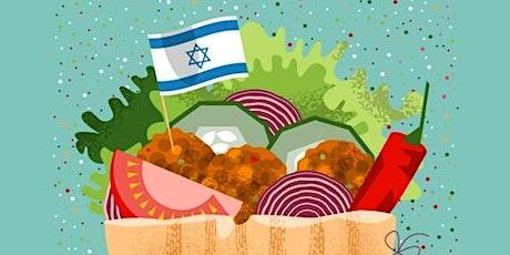 Curso Presencial: Cocina Israelí Moderna entradas