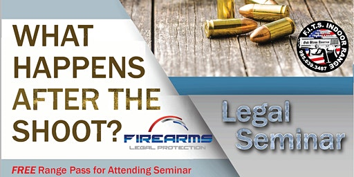 What Happens After The Shoot? Self-Defense Legal Seminar