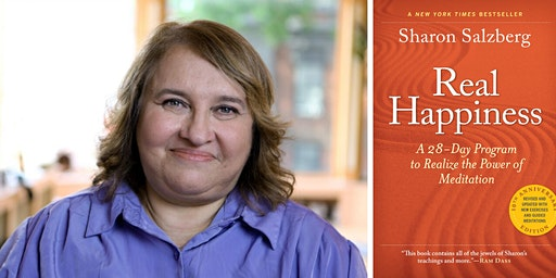Sharon Salzberg at First Parish Church