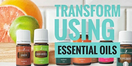 Transform using Essential Oils tickets