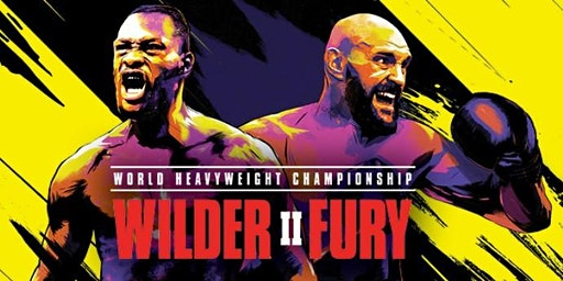 Wilder vs. Fury II at Red Bar and Lounge
