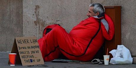The Cincinnati Region Hacking Homelessness tickets