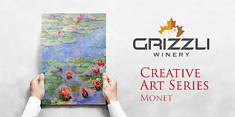 Creative Art Series: Monet tickets
