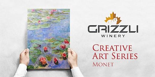 Creative Art Series: Monet