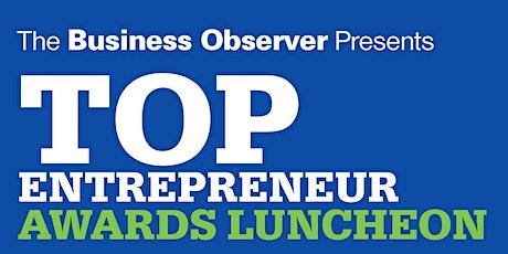 2020 Top Entrepreneur Awards tickets