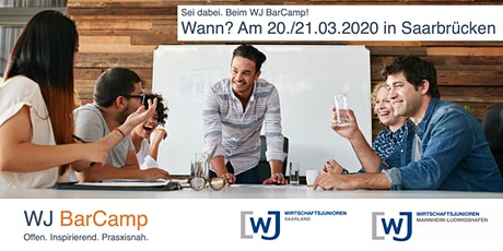 WJ Barcamp am 20./21.03.2020 Tickets